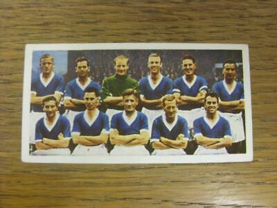 1958 Trade Card: Leyton Orient - Team Group [Card No.48] Soccer Bubble Gum 2nd S