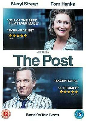 The Post DVD (2017)