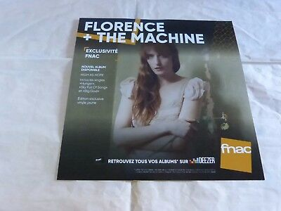 FLORENCE + THE MACHINE - High as hope !!!!!PLV 30 X 30 CM !!!!!