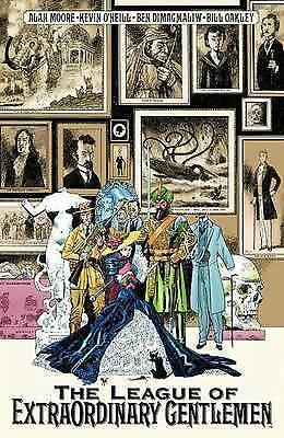 League of Extraordinary Gentlemen: Omnibus Edition by Alan Moore & Kevin O'Neill