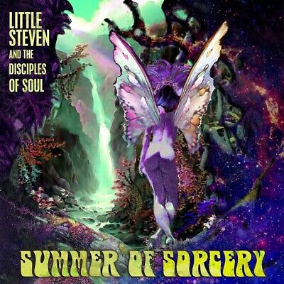 Little Steven & Disciples Of Soul Summer Of Sorcery CD New Out 03/05/19