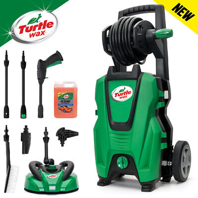 Turtle Wax TW135-CH Car and Home Pressure Washer Kit