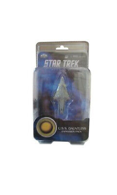 Star Trek Attack Wing Other Races Independent U.S.S. Dauntless Expansion Pack