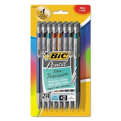 BIC® Xtra-Precision Mechanical Pencil, 0.5mm, Assorted 070330417557