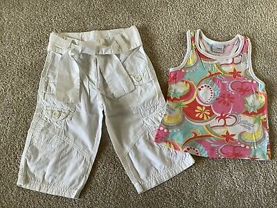 Girls NEXT Summer Outfit/Set (3 Years) Excellent Condition