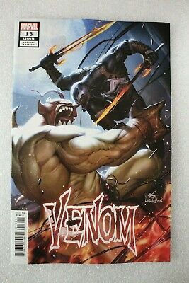 VENOM #13  War of the Realms tie-in  Lee Inhyuk Variant cover 2019 new symbiote