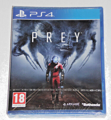 Sony Playstation Ps4 Game Prey Bethesda Arkane Pal Uk 18 Fight The Invasion Dts.