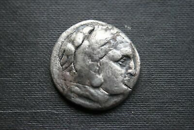 Ancient Large Silver Tetradrachm Coin Alexander the Great c.330-BC-Silver-Coin