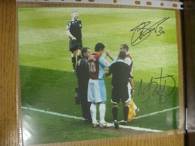 03/05/2009 Signed Photograph: Burnley v Bristol City - Autographed By Steven Tho
