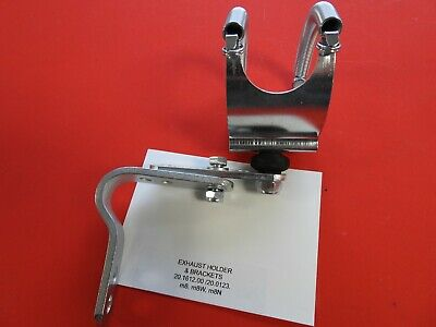 1 steel exhaust cradle with springs,brackets, bolts for Kt, TAG, HPV