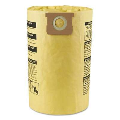 Shop-Vac® Disposable Collection Filter Bags, Fits 15-22 gallon Ta 000262829067