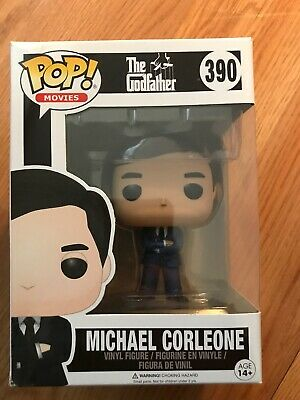 Funko Pop The Godfather Michael Corleone 390