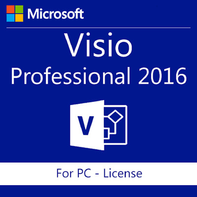 Microsoft VISIO 2016 Pro Professional Product Key MS VISIO! Fast Delivery!
