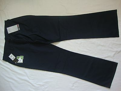 NEXT 'Plus fit' girls NAVYsturdy school/formal trousers age 13 (New with tags)