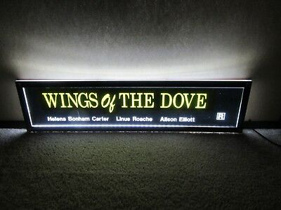 *** WING'S of THE DOVE [1997] *** D/S 5x25 [LARGE] MOVIE THEATER POSTER [MYLAR]