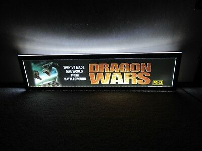 *** DRAGON WARS [2007] *** D/S 5x25 [LARGE] MOVIE THEATER POSTER [MYLAR] ***
