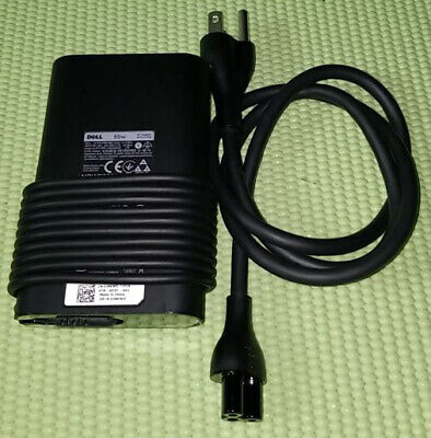 Dell 65W Adapter Charger Genuine LA65NM130 JNKWD G4X7T HK65NM130 NVV12 19.5V