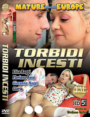 Torbidi Incesti (Dirty Incests) - Mature From Europe - Dvd Sealed