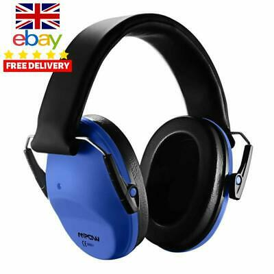 New Ear Defenders For Kids Toddlers Hearing Protection Autism Noise Reduction UK