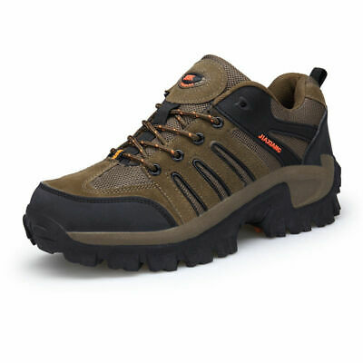 New Mens Oxford Water Resistant Trekking Hiking  Walking Boots Hiker Boots UK9.5