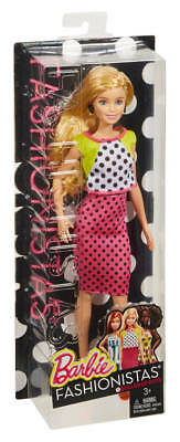 Barbie Fashionistas Doll 23 Love That Lace Petite Blonde Bob New Boxed