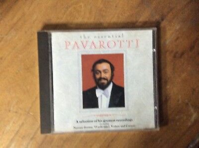 Luciano Pavarotti : The Essential Pavarotti CD (1990)