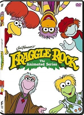 FRAGGLE ROCK THE COMPLETE ANIMATED SERIES New Sealed DVD All 13 Episodes