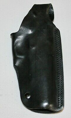 CLASSIC OLD WEST STYLES MAKER EL PASO TX. LEATHER HOLSTER M-1911 Black