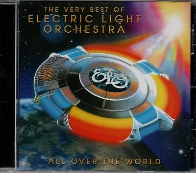 ELECTRIC LIGHT ORCHESTRA (ELO) - All Over The World (Very Best Of) - CD Album