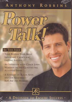 HUGE LOT ANTHONY Robbins Get the edge Personal Power the