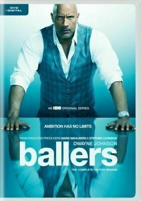 Ballers - The Complete Fourth Season DVD