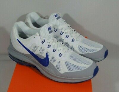 46476b99c92 New Men s NIke Air Max Dynasty 2 Size 10 852430-104 White Paramount Blue