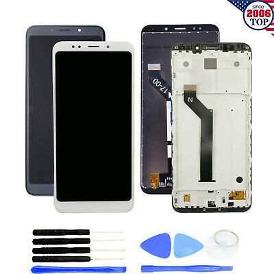 New LCD Touch Screen Display Digitizer Assembly+Tools for Xiaomi Redmi 5 plus US