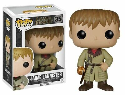 Funko POP! Game of Thrones JAIME LANNISTER #35 Vaulted