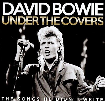 David Bowie Under The Covers CD New 2019