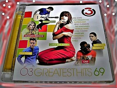 Ö3 GREATEST HITS 69 | CARLY RAE JEPSEN Ed Sheeran MEGHAN TRAINOR Olly Murs KYGO