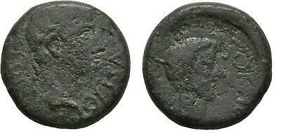 Ancient Rome 4-14 AD Macedon Thessalonica Tiberius Augustus