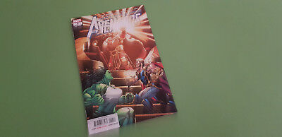 Marvel The Avengers Earth's Mightiest Heroes Comic No 4 LGY#694 - September 2018