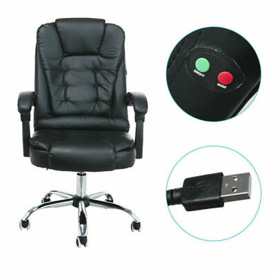 Heavy Duty High Back Big And Tall Desk Chair Executive Ergonomic with Massage