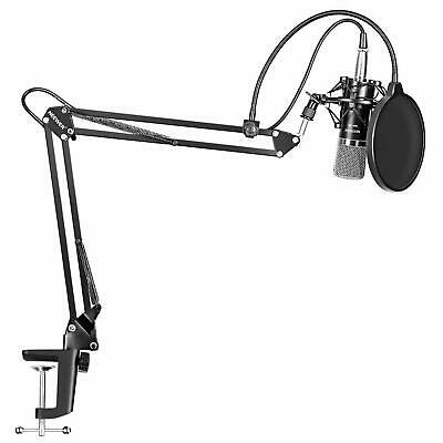 Neewer NW-700 Professional Studio Broadcasting Recording Condenser Microphone &