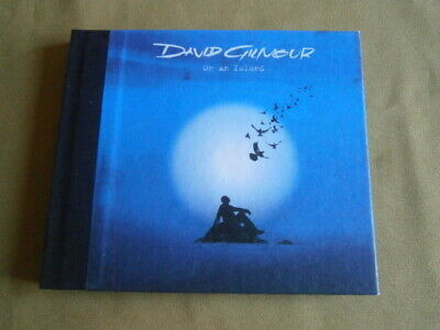 Dave Gilmore (Pink Floyd) -On An Island Cd
