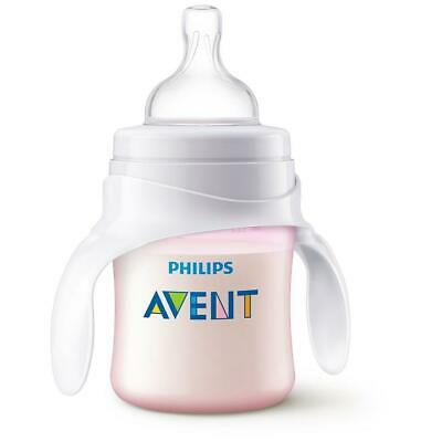 Philips Avent My First Transition Cup, 4oz - Pink