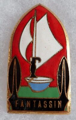 Insigne Marine Patrouilleur FANTASSIN ORIGINAL Arthus Bertrand French Navy Badge
