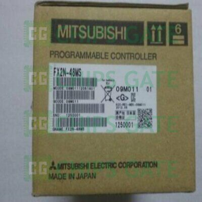 1PCS New in box MITSUBISHI PLC FX2N-48MS Fast Ship