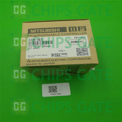 1 pcs Mitsubishi FX2N-16EX PLC Module New In Box Fast Ship