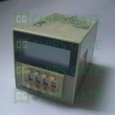 1PCS New IN BOX OMRON Timer H3CA-8H AC220 free shipping Fast Ship