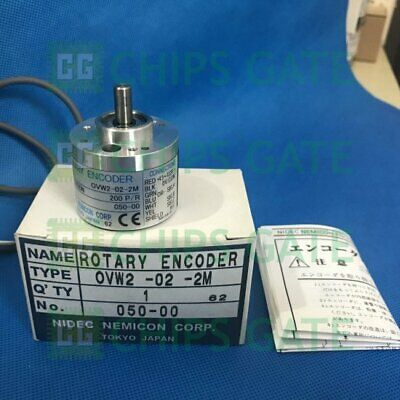 1PCS New In Box OVW2-02-2M and Original For NEMICON Rotary Encoder Fast Ship