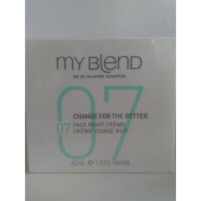 By Dr Olivier Courtin My Blend 07 Change For The Better Creme Visage Nuit  170Eu