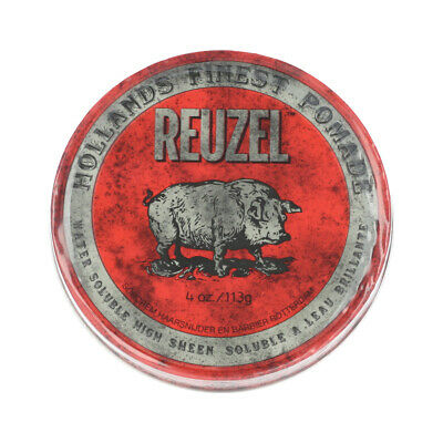 REUZEL Styling Red Pomade Water Soluble 113 g