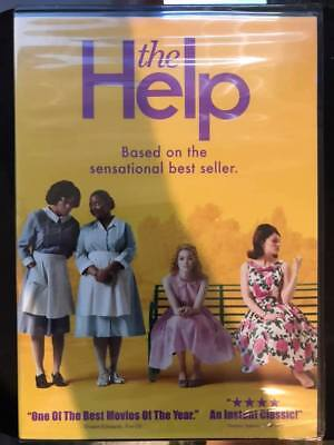 The Help (DVD, 2011) Emma Stone FREE SHIPPING